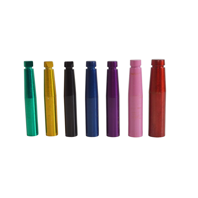 Kit de Guia Protetor de Selo do Compressor com 7 Peças Coloridas