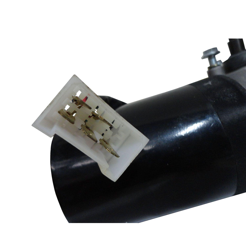Motor do Limpador Onibus Carroceria Marcopolo Caio Comil - Eixo Longo - 12 V