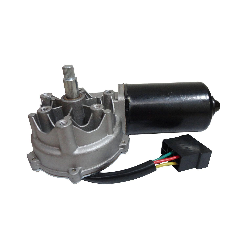 Motor do Limpador Onibus Carroceria Marcopolo Caio Comil - Eixo Longo - 24 V