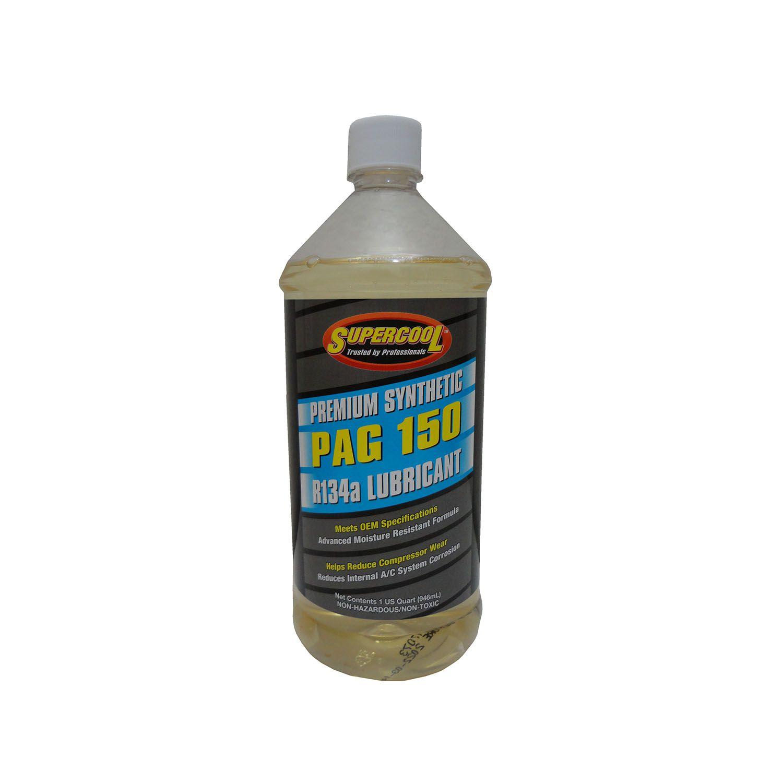 Oleo para Compressor R134a PAG 150 Supercool 1000ml
