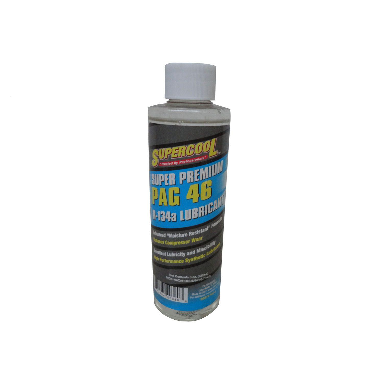 Oleo para Compressor R134a PAG 46 Supercool 237ml