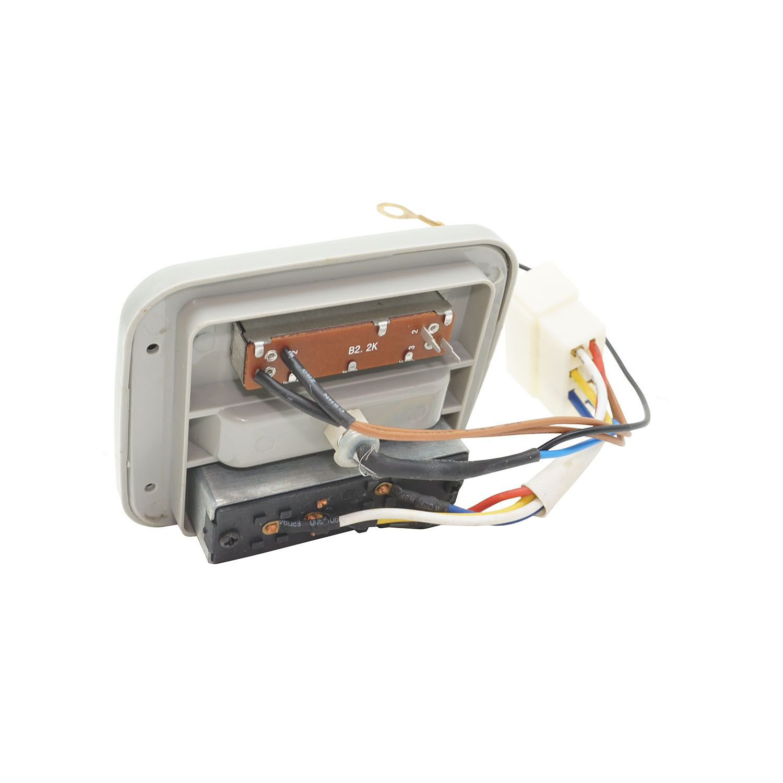 Painel de controle de caixa evaporadora universal 5 difusores 12v