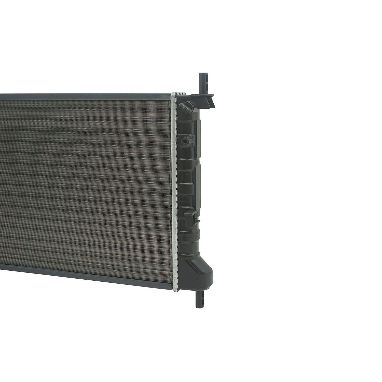 Radiador Agua Ford Fiesta Courier motor endura Transmissão Mecânica sem Ar