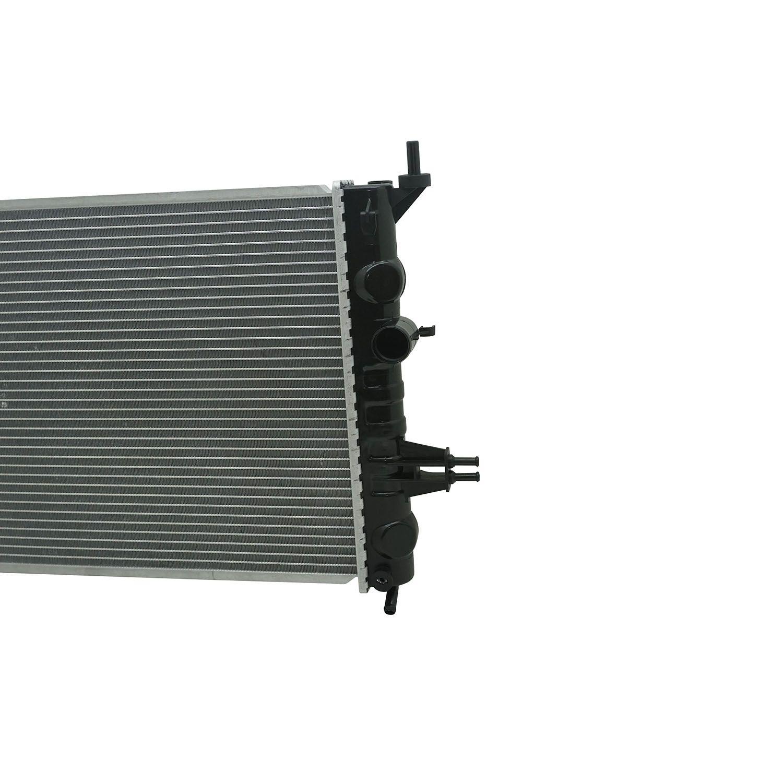 Radiador de Água Chevrolet Astra Zafira 1.8/2.0 2000 à 2009 Vectra 2.0/2.4 com Ar