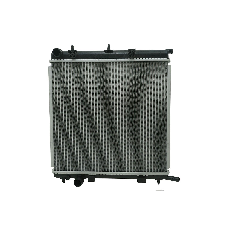 Radiador de Agua Citroen C3 1.4 1.6 16V e 1.8 de 2003 à 2012 - Com e Sem Ar