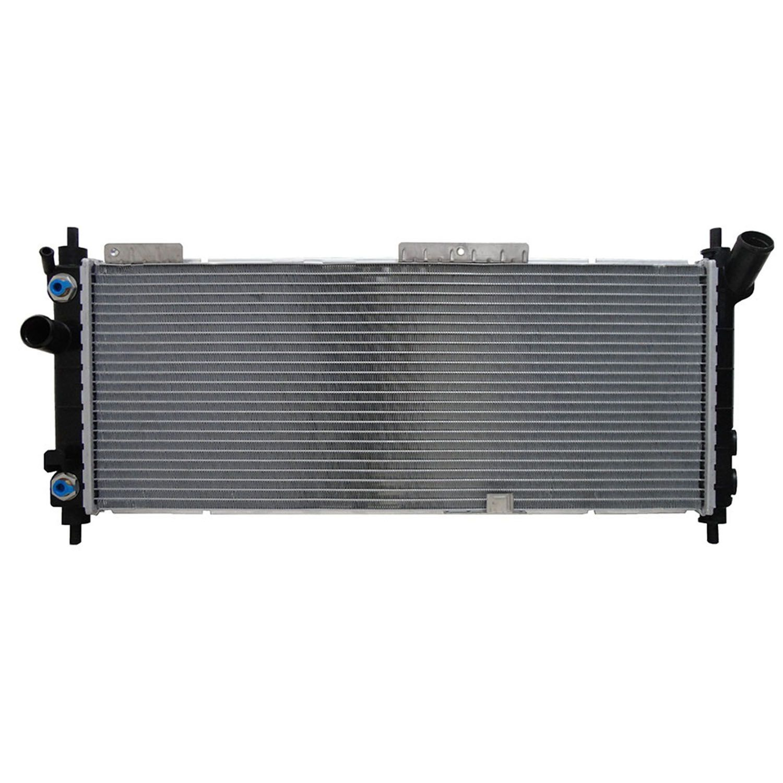 Radiador de Agua Corsa de 1994 até 2002 - Transmissão AUTOMATICO - C/Ar
