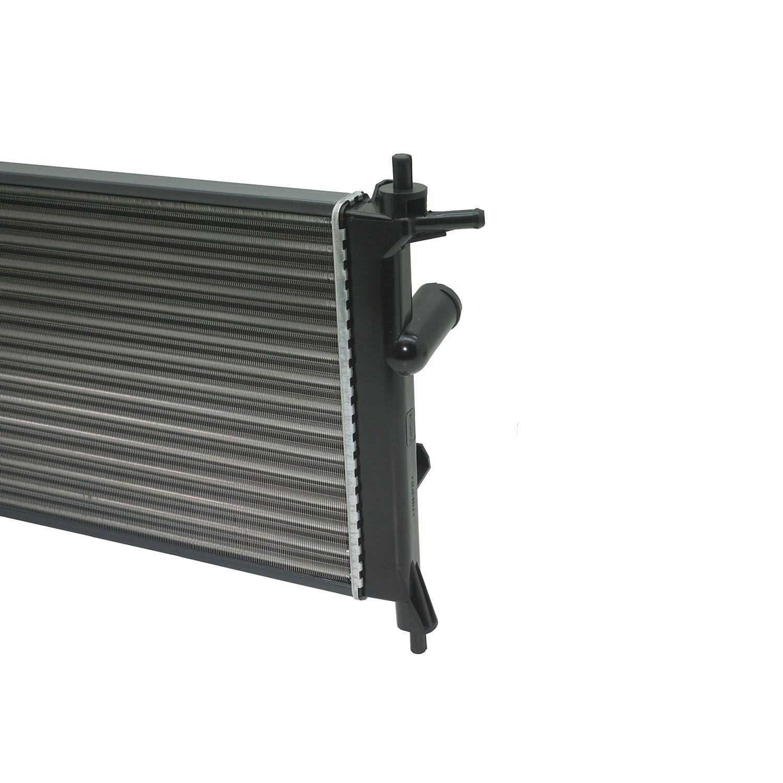 Radiador de Água Corsa de 1994 até 2002 - Transmissão MECÂNICA - Sem Ar