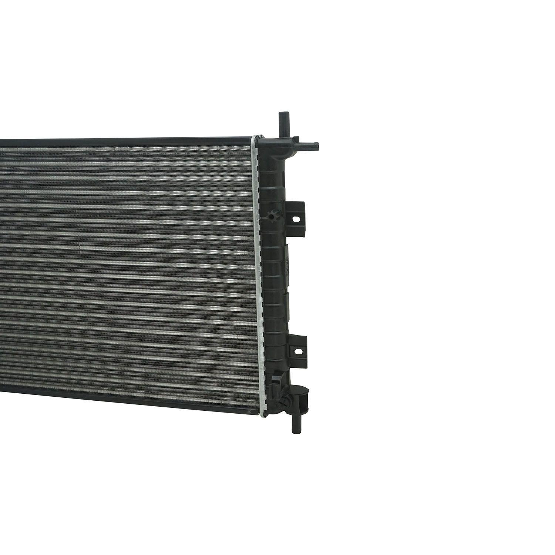 Radiador de Agua Ford Fiesta, Courier e Rocan - C/ e S/Ar e Ka Sem Ar
