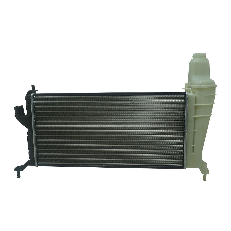 Radiador de Agua GM Celta 1.0 1.4 de 2000 até 2005- Com Ar