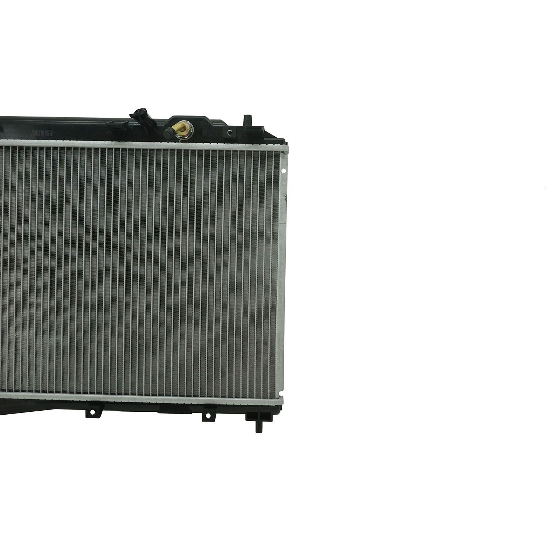 Radiador de Agua Honda Civic - Transmissão Automatico e Mecanico - C/Ar