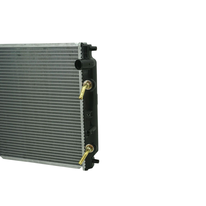 Radiador de Agua Honda Fit 1.4 e 1.5 - Transmissão AUTOMATICO E MECÂNICA