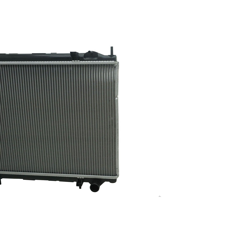 Radiador de Agua Nissan Frontier 2.8  - Transmissão MECÂNICA - Com Ar