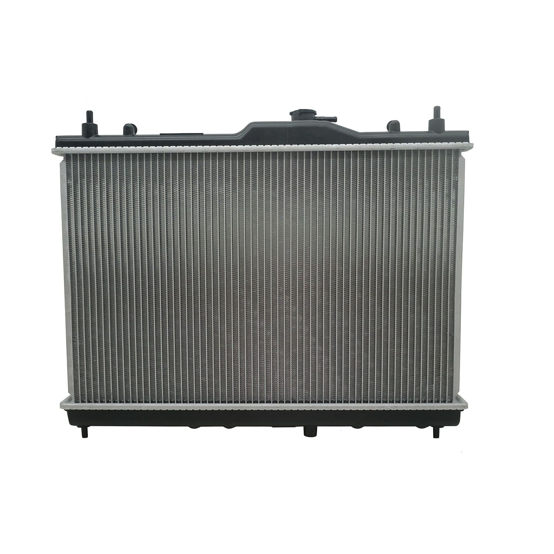 Radiador de Agua Nissan Tiida  e Livina - Transmissão MECÂNICA - C/ E S/Ar