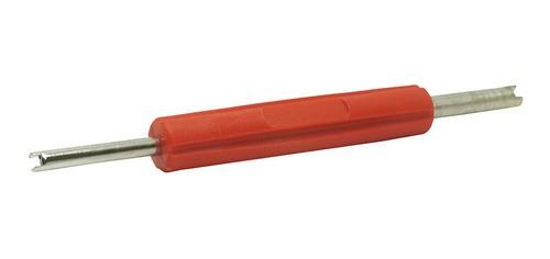 Sacador e Instalador com Haste Longa da Valvula Schrader Standard-Bore e Large Bore M8