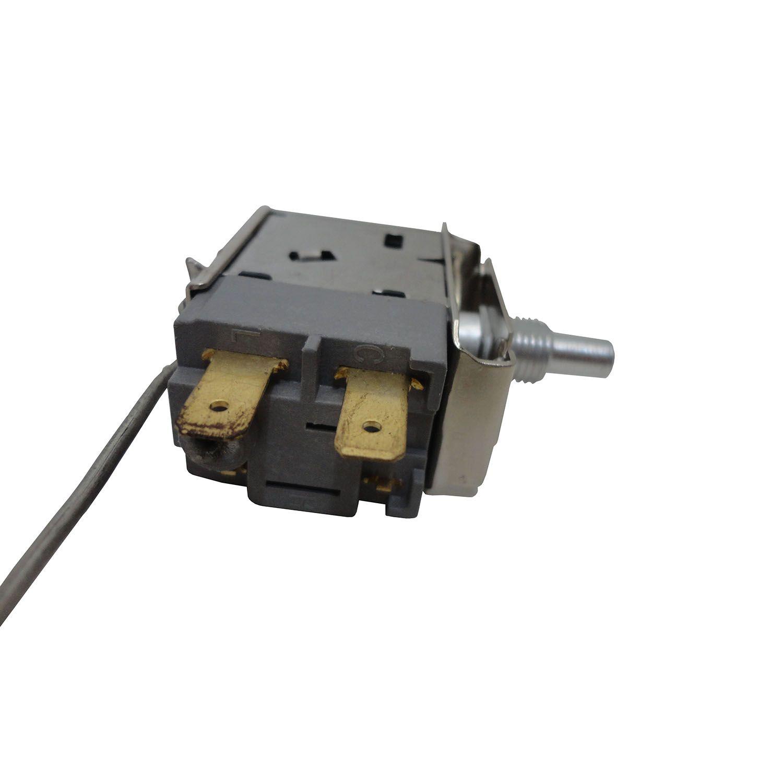 Termostato Tipo Capilar Mecânico Rotativo Universal Automotivo