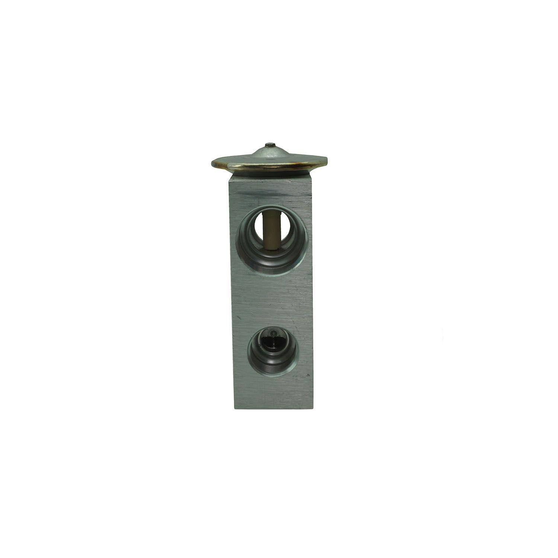 Valvula de Expansao Block 2.T Rosca R134a Descarga 5/8x1/2 Sucção 3/8x1/2