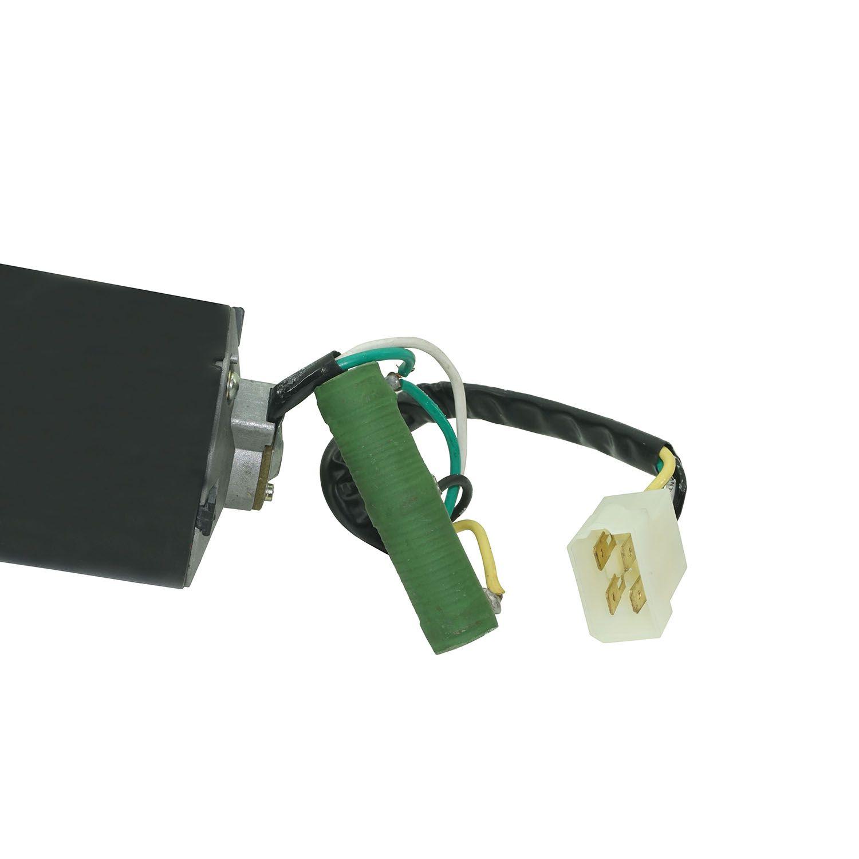Ventilador Interno do Caminhões Volvo  EDC NL 10/12 - 24 V