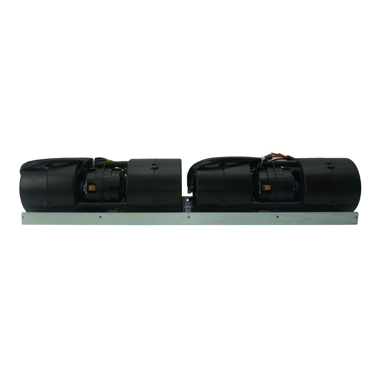 Ventilador interno Maquina Case e Nova Massey Ferguson 8940, 2388 e 2399 12V
