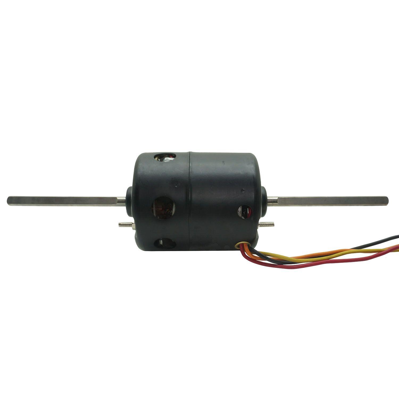 Ventilador interno Motor 2 Eixos JD, Massey e NH 12 Volts