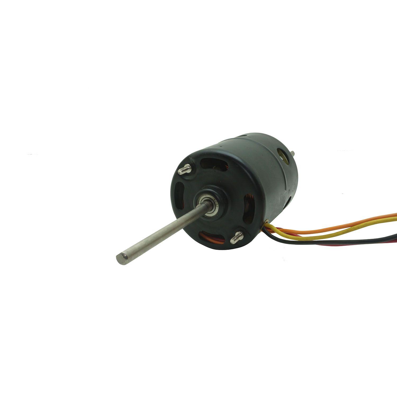 Ventilador interno Motor 2 Eixos John Deere, Massey e New Holland - 12 Volts
