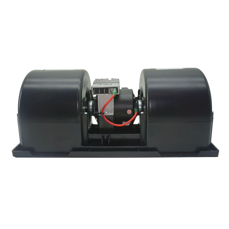 Ventilador Interno Trator e Maquina Valtra / Valmet BH180 12V Com Carenagem