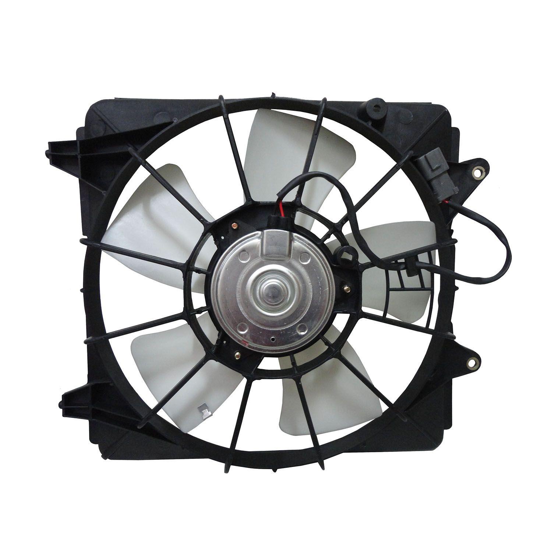 Ventoinha com Defletor do Radiador Civic de 2006 até 2011 - Com Ar
