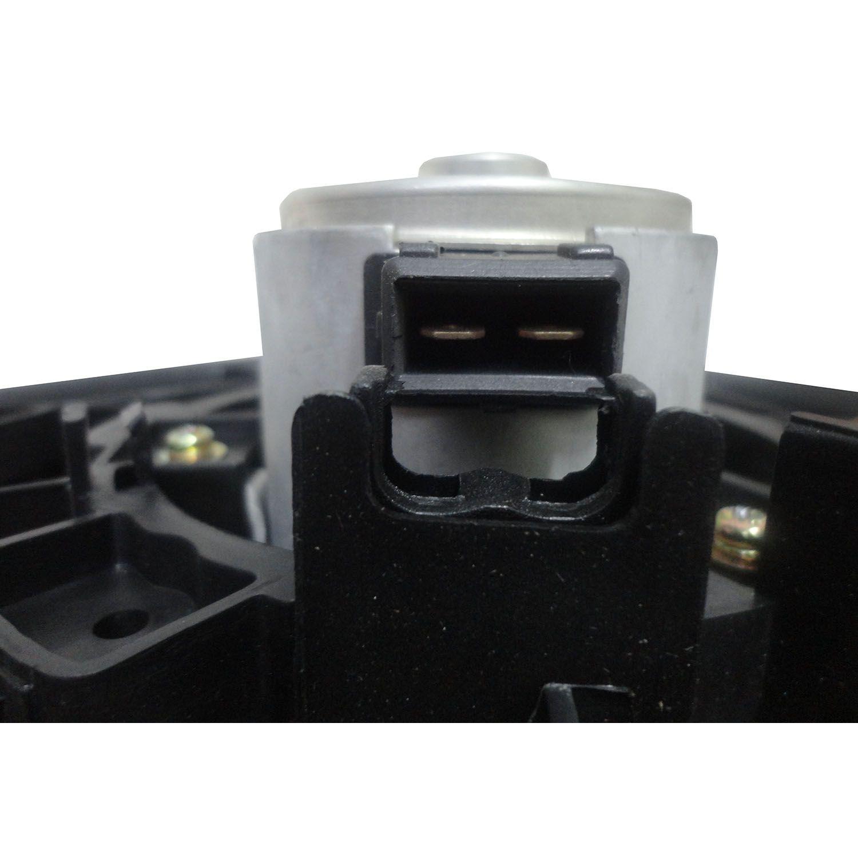 Ventoinha com Defletor do Radiador Gol, Parati, Saveiro G2 G3 e G4 - Sem Ar