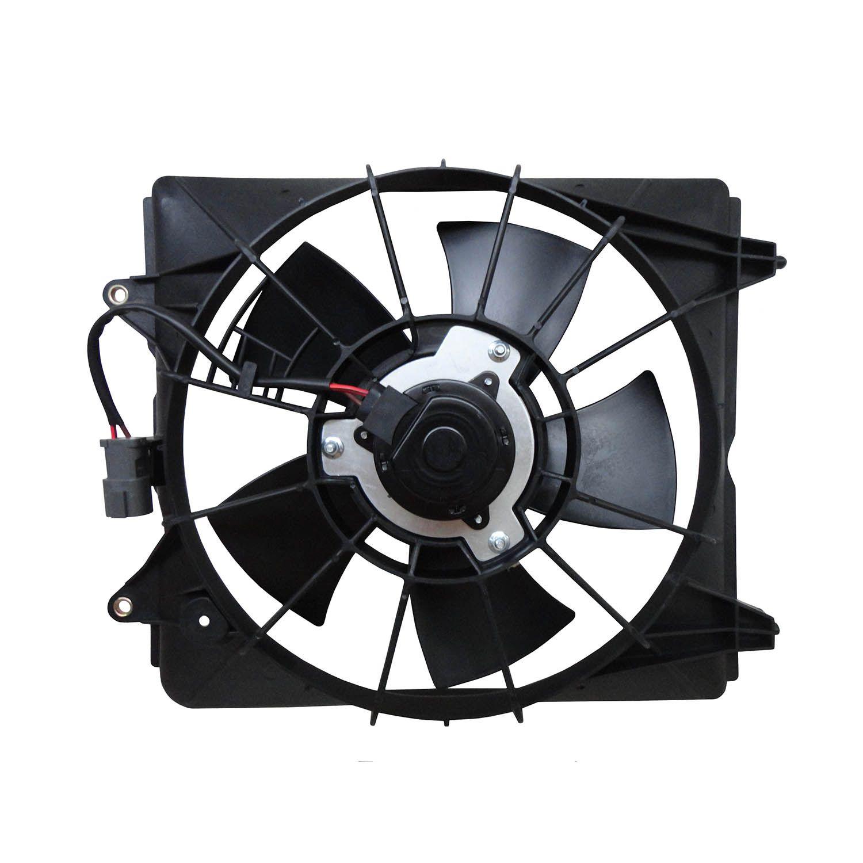 Ventoinha com Defletor do Radiador Honda CRV de 2007 até 2011- Com ar