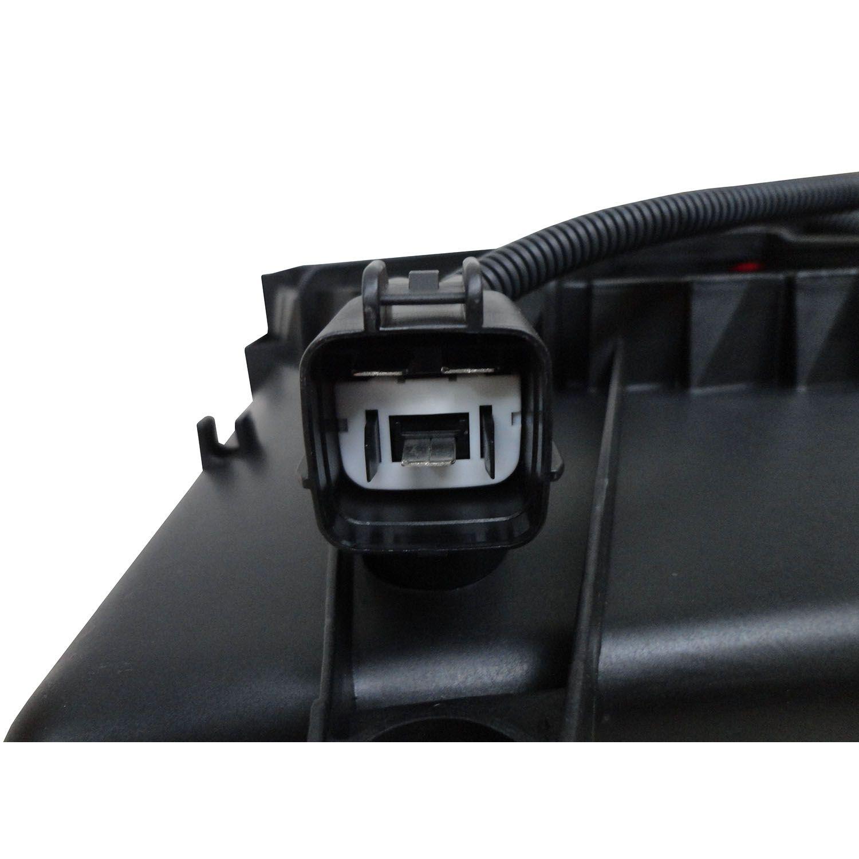 Ventoinha com Defletor do Radiador Hyundai Tucson de 2005 até 2010