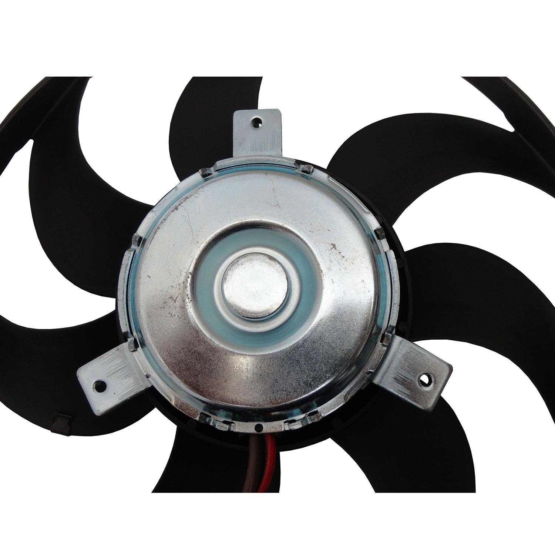 Ventoinha do Condensador do Ar Condicionado GM Astra Zafira e Vectra