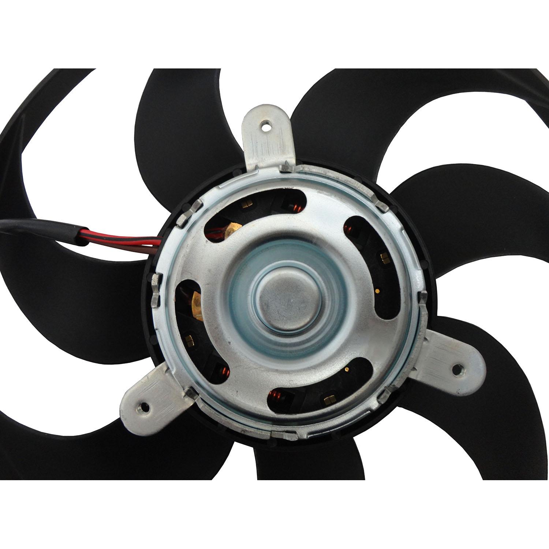 Ventoinha do Condensador GM Vectra GL GLS CD - 12 V