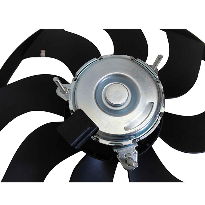 Ventoinha do Radiador Fiat Doblo Todas - Com Ar