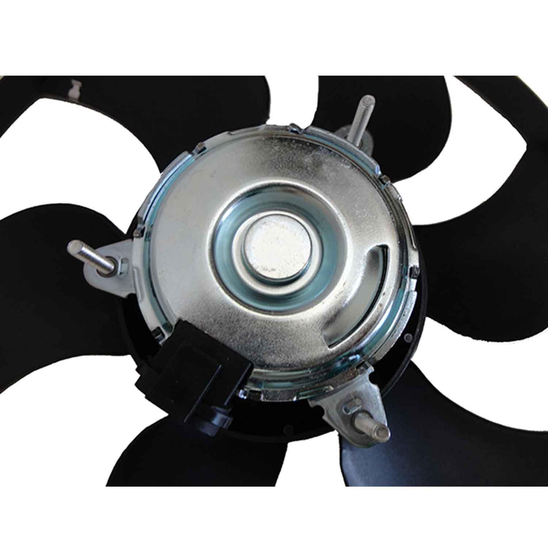 Ventoinha do Radiador Fiat Doblo todas Sem Ar Condicionado