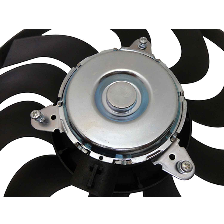 Ventoinha do Radiador Fiat Novo Uno e Palio - Sistema Denso