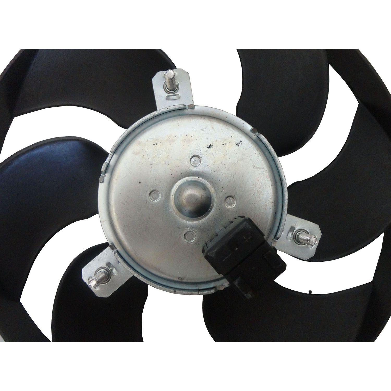 Ventoinha do Radiador Ford Escort Verona e VW Logus Pointer - Com Ar 12 V