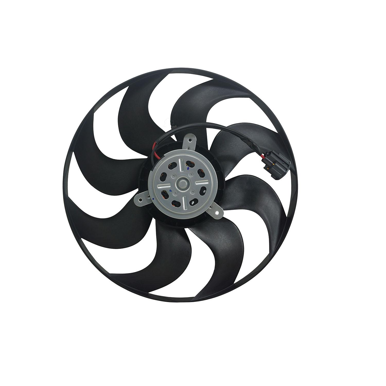 Ventoinha do Radiador Gm Cobalt Onix Prisma e Spin de 2017 até 2019