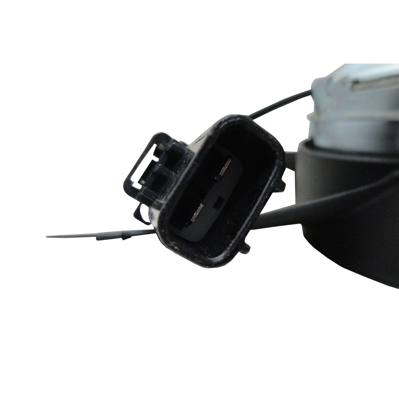 Ventoinha do Radiador Honda City New Fit 2009 a 2014 - Com Ar