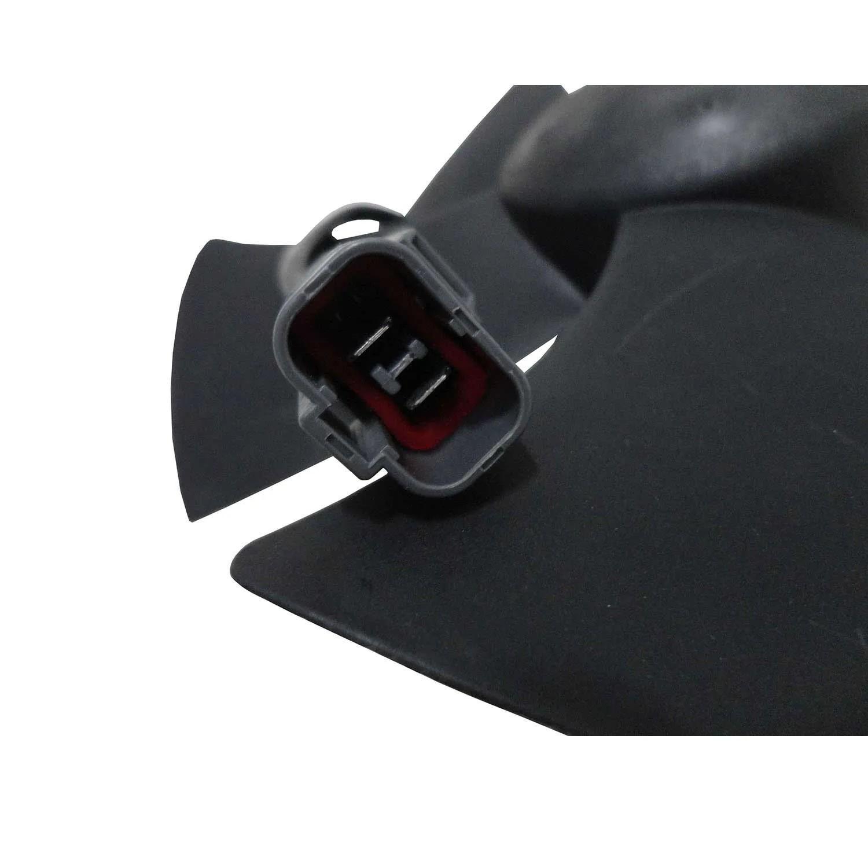 Ventoinha do Radiador Honda Fit - 12 V
