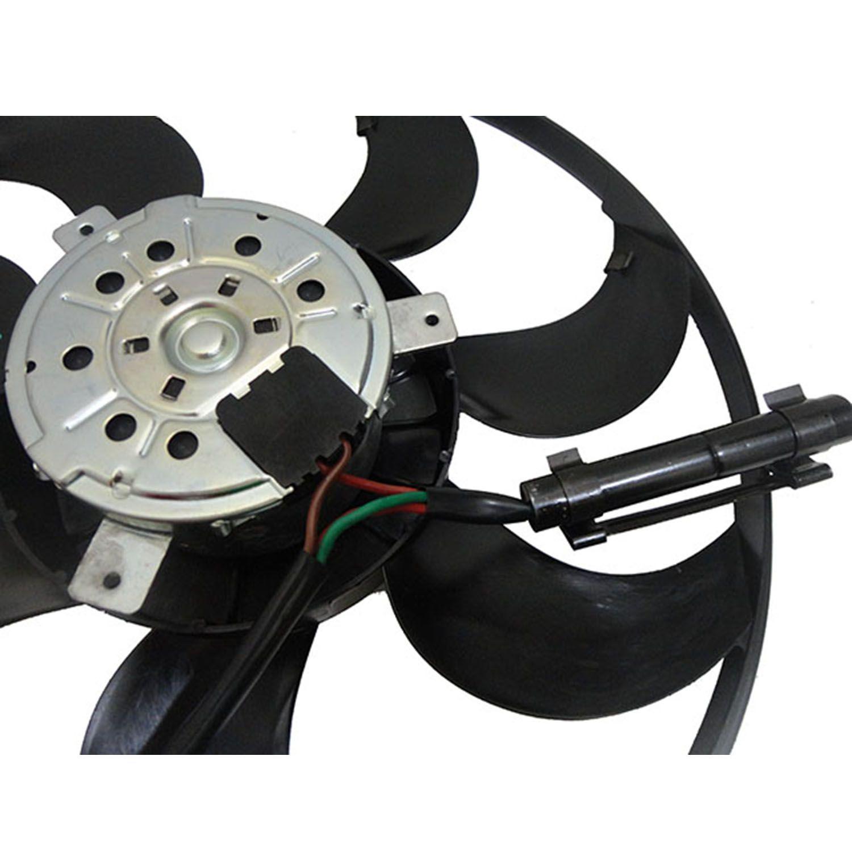 Ventoinha do Radiador Vectra 2.0 e 2.2 de 98 até 05 - com 3 pinos
