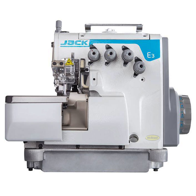 Máquina de Costura Overlock Jack E3