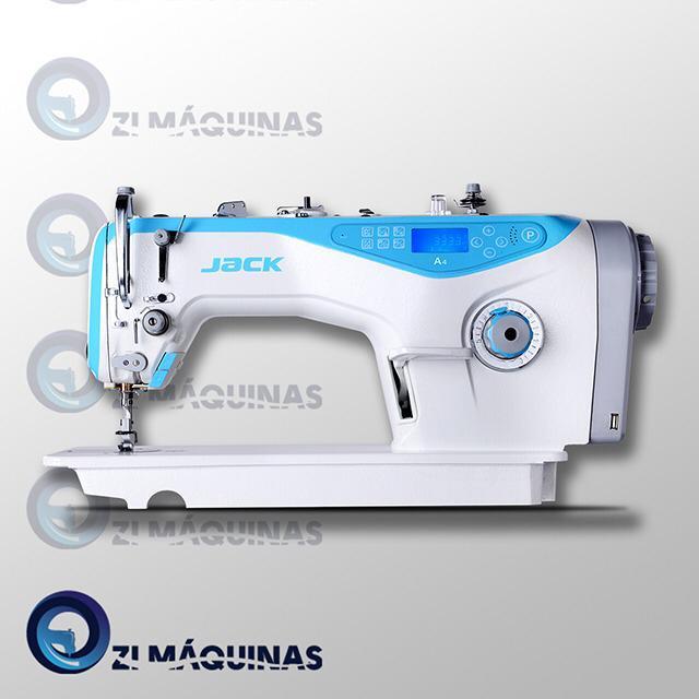 Máquina de Costura Reta Eletrônica A4 - Jack Direct Drive