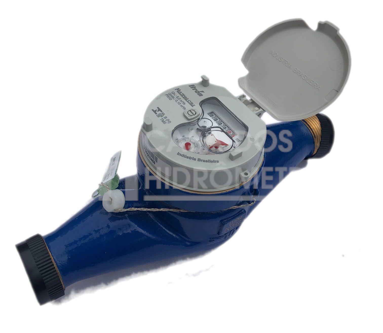 Hidrômetro Multijato 10,0 x 1