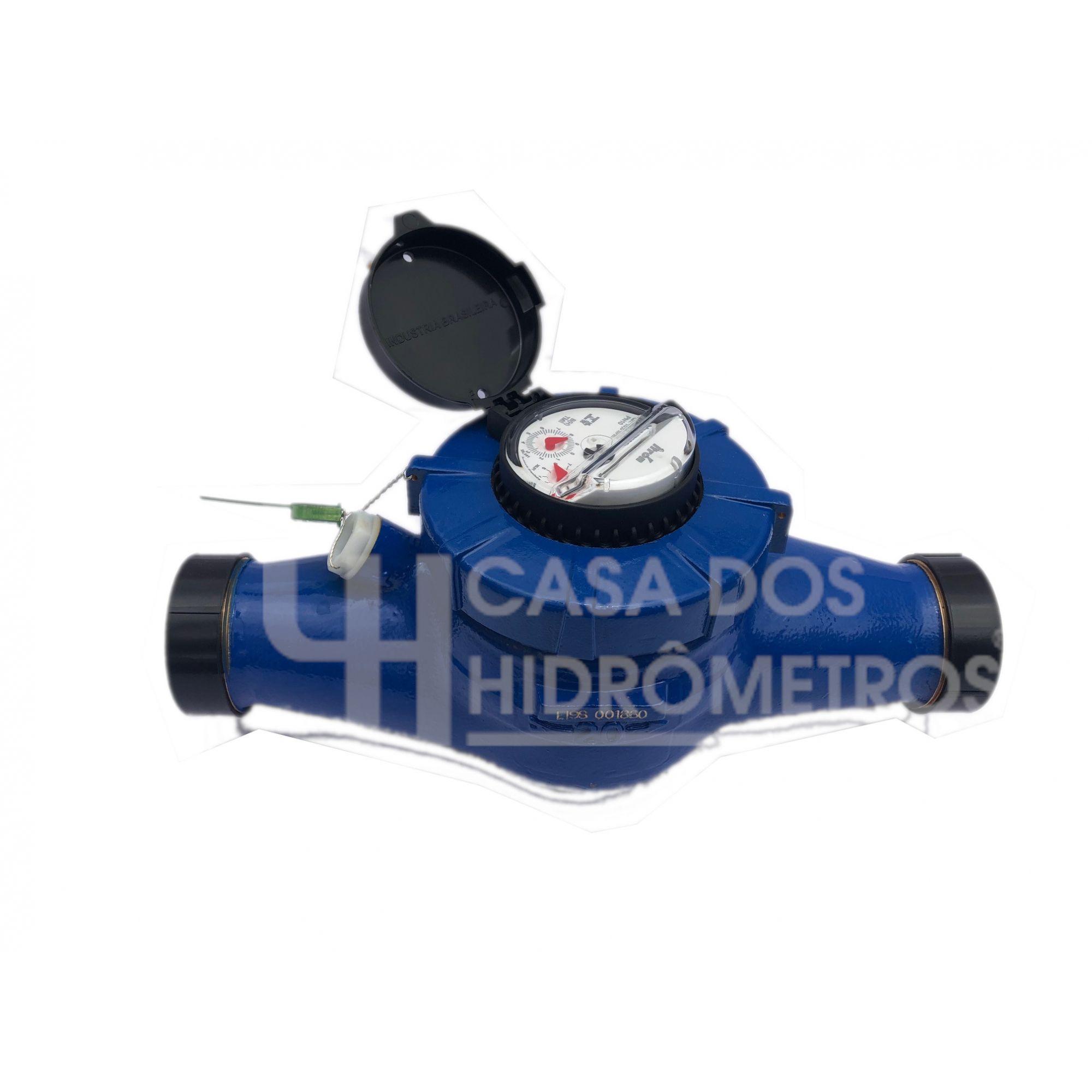 Hidrômetro Multijato 20,0 x 1.1/2
