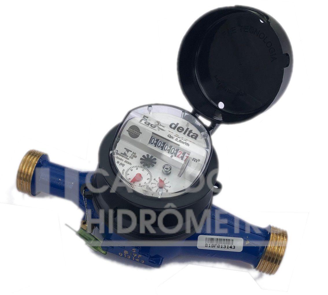 Hidrômetro Multijato 3.0 X 1/2 X 165