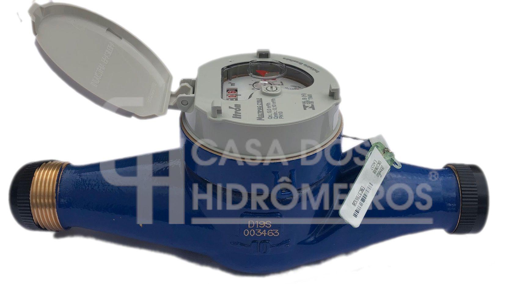 Hidrômetro Multijato 7,0 x 1