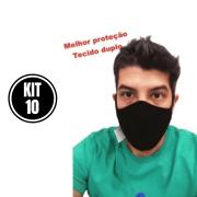 Kit 10 Máscara Ninja