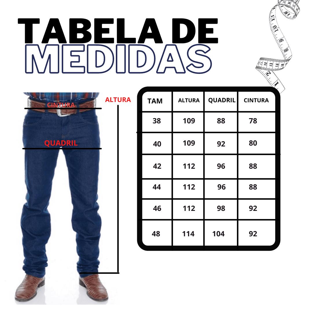 Calça Lycra Masculina Jeans