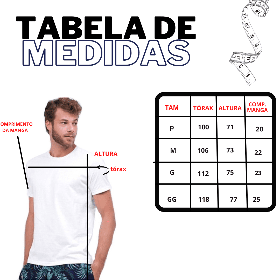 CAMISETA BASICA GOLA REDONDA