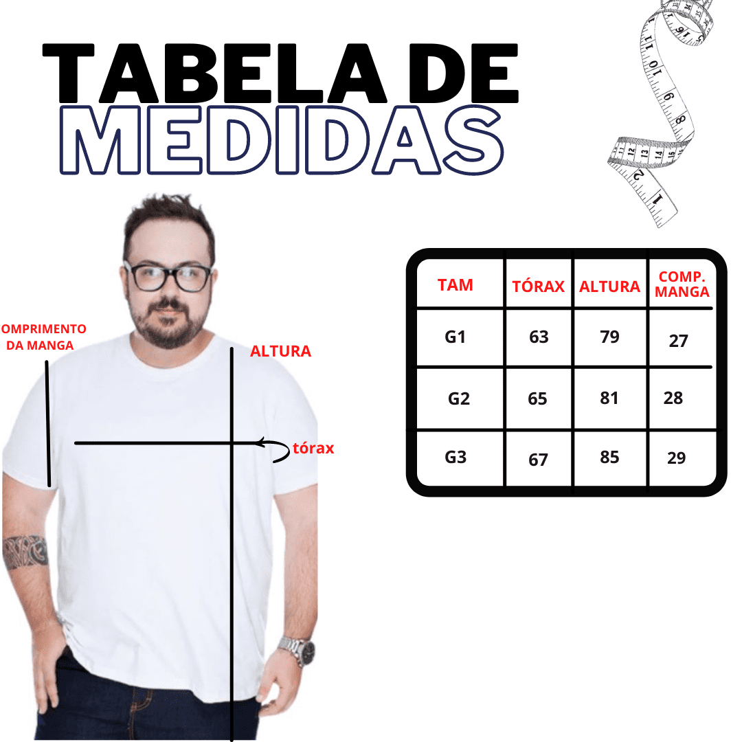 CAMISETA BASICA GOLA REDONDA EXTRA - POLIÉSTER