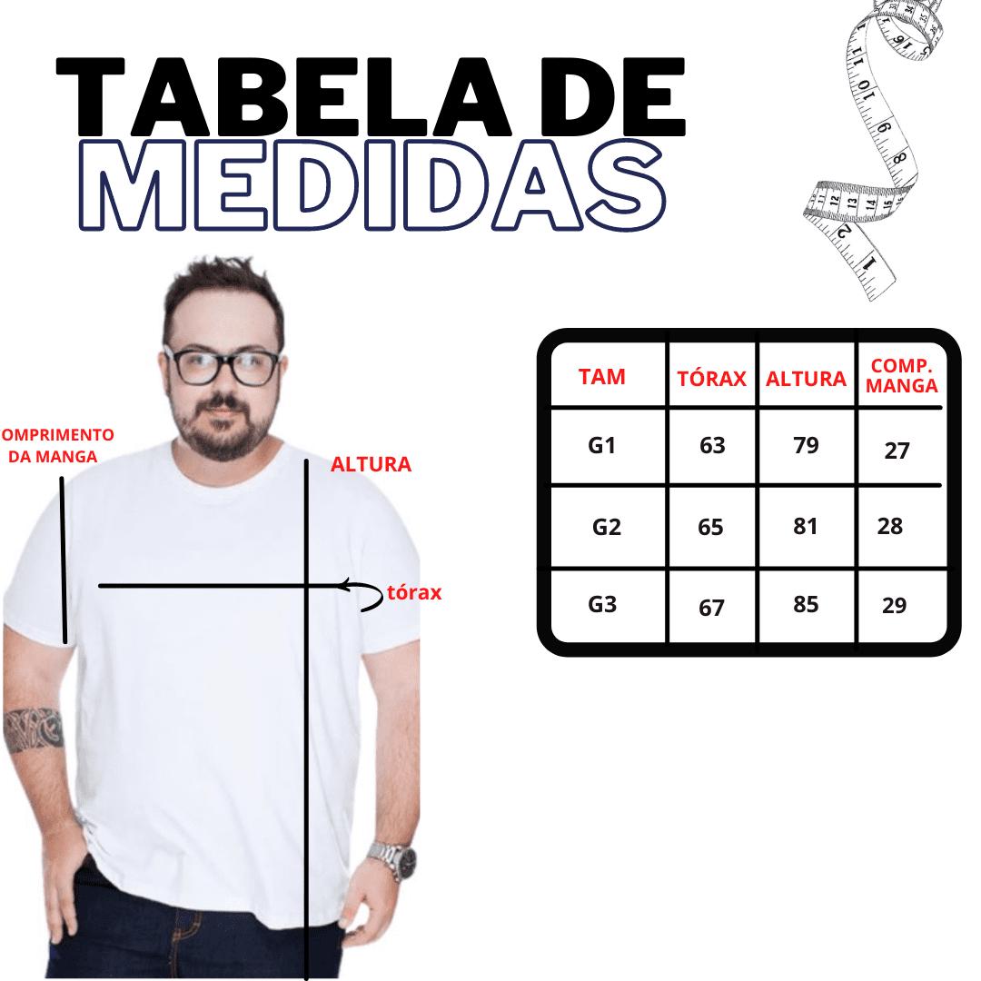 KIT 12 CAMISETA BASICA GOLA REDONDA EXTRA - ALGODÃO PRETO